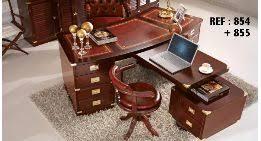 bureau marine ancien bureaux et secrétaires mobilier decoration marine meubles style