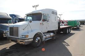 international flatbed trucks for sale in ga