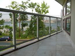 contemporary balcony railings choosing the nice balcony design