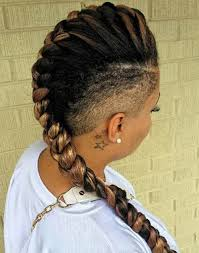 nubian hair long single plaits with shaved hair on sides 9 best goddess braids images on pinterest braids hair dos and
