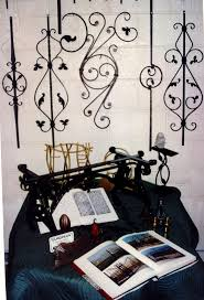 wrought iron stainless steel items by european ornamental iron work