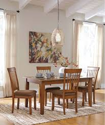 set of dining room chairs d199sdc in by ashley furniture in hancock mi berringer rustic