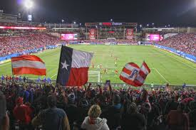 Fc Dallas Stadium Map by On Ten Year Anniversary