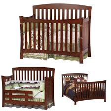 When Do You Convert A Crib To A Toddler Bed Convertible Cribs Amish Traditions Wv