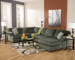 Ashley Raf Sofa Sectional Casual Sectional Sofa With Right Chaise By Signature Design By