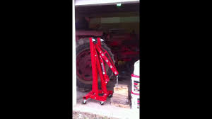 starting the farmall 656 after the rebuild youtube