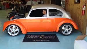 milestone paint u0026 body u0027s custom two tone bug vws u0026 stuff