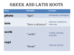 what is the latin root meaning light lesson 9 storm warriors ppt video online download
