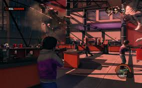 Saints Row 3 Gang Operations Map Super Adventures In Gaming Saints Row The Third Pc