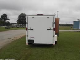 enclosed trailer exterior lights cargo trailers capps trailers raleigh nc trailer dealer