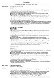 resume summary of qualifications for cmaa club manager resume sles velvet jobs