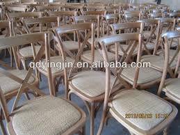 Chiavari Chair Company Espresso Wood Cross Back Chair The Chiavari Chair Company Hastac