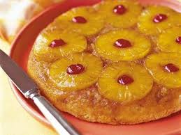 skillet pineapple upside down cake recipe myrecipes