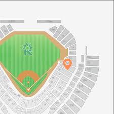 Yankee Stadium Floor Plan Yankee Stadium Section 108 Seat View Field Seats