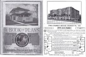 Two Family Home Plans The Tale Of The Two Flat Wbez