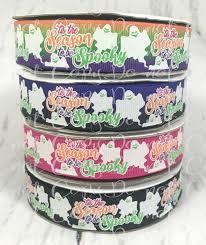 designer ribbon 7 8 spooky ribbon us designer ribbon ribbon glitter