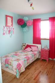 girls pink bedroom ideas bouncing off the walls finally big girl room reveal for the
