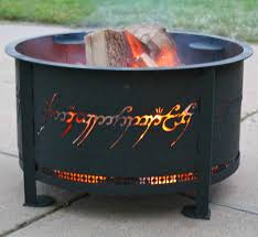 rings with fire images Lord of the rings fire pit jpg