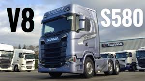 volvo truck factory 2017 new scania s580 v8 truck full tour u0026 test drive