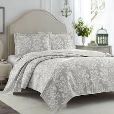 Gray Bed Set Gray Bedding Silver Bedding Sets You Ll Wayfair