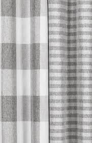 Plaid Blackout Curtains August Grove Dedric Plaid And Striped Blackout Thermal Curtain