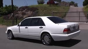 mercedes 500 for sale 97 mercedes s500 s320 wide big 500 w140 for sale 4500