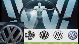 volkswagen old logo w mandela effect old volkswagen logo on car caught on camera