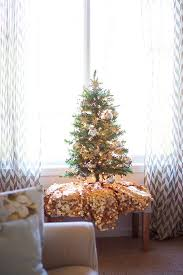 Small Decorated Christmas Trees Pinterest by Modern Fresh Apartment Christmas Decorations Christmas Prep How To
