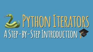 Introduction Python Iterators A Step By Step Introduction U2013 Dbader Org
