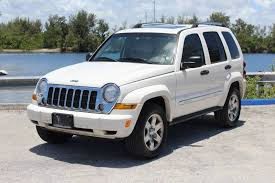 jeep liberty 2006 limited 2006 jeep liberty limited 4dr suv in fl e motors
