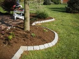 Landscaping Ideas Around Trees Landscaping Stones Around Trees Round Designs