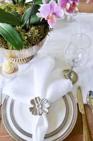 Easter Table Decor Elegant Easter Table Decor Gold Designs