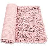 pink bath rugs bath home kitchen
