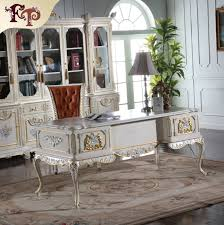 Classic Office Desk 2016 Newest Design American Country Wood Office Desk With Drawers