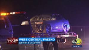 white lexus drag crash car crash abc30 com