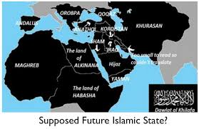 Map Of Islam Around The World by The Islamic State U0027s Aspirational Map Geocurrents