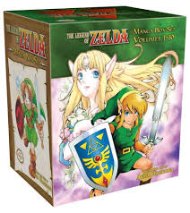 the legend of zelda box set akira himekawa 9781421542423 amazon