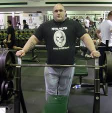 Bench Press World Record An Interview With Strongman Shawn Lattimer