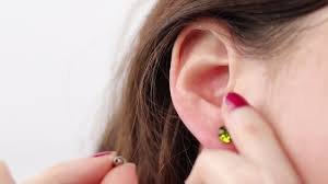earrings ear 3 ways to put earrings in wikihow