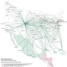 Delta Airlines Route Map by This Is Not Your Father U0027s Frontier Airlines Cranky Flier