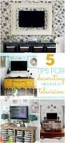 New Ideas For Decorating Home 75 Best 100 Ideas How To Decorate A Wall With Tv Images On