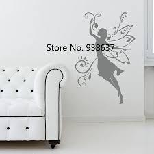popular fairy room decorations buy cheap fairy room decorations girls room decoration fairy wall sticker house decor living room bedroom vinyl art decals mural adesivo