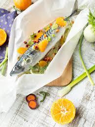 cuisine maquereau papillote de maquereau au fenouil et à la mandarine maquereau