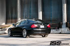 custom bmw 3 series bmw 3 series on iss forged complex 5 iss forged handcrafted