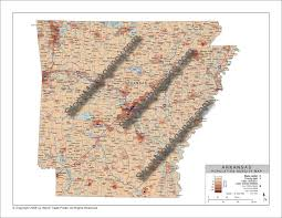 State Of Arkansas Map by Stockmapagency Com Population Density Map Of Arkansas With County