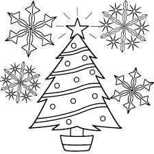 snowflake coloring pages preschoolers 64850