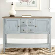 Kitchen Accent Furniture Furniture Contemporary Version Of Distressed Sideboard Buffet