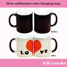 blank color changing mug blank color changing mug suppliers and