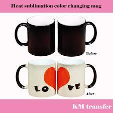 Heated Coffee Mug Blank Color Changing Mug Blank Color Changing Mug Suppliers And