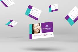 Dental Business Card Designs Dental Clinic Appointment Card Business Card Templates